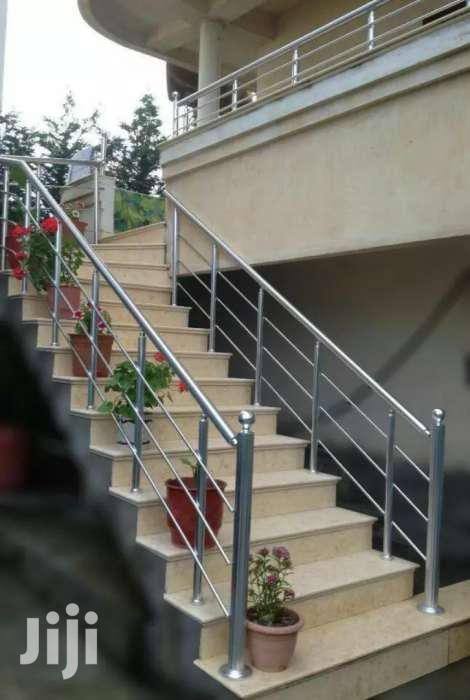 Modern  Balcony Grills