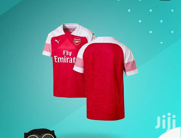 Archive: Unisex Football/Soccer Jersey