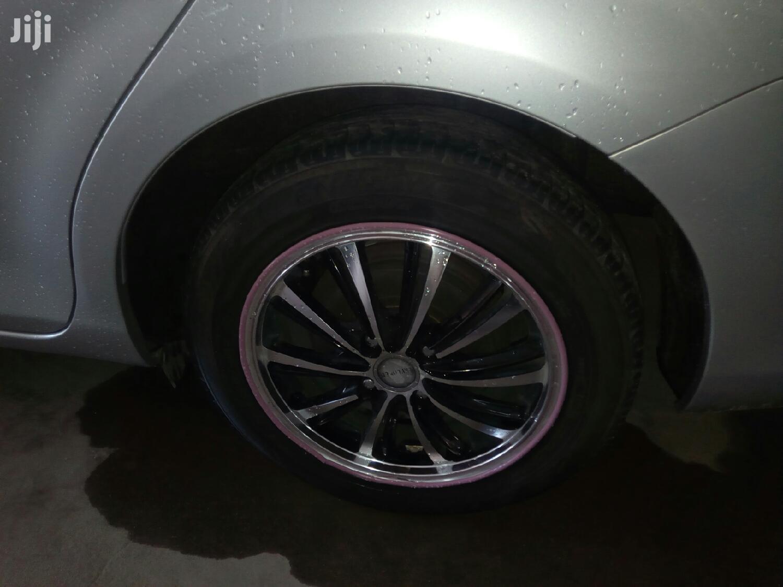 Archive: Toyota Fielder 2012 Silver
