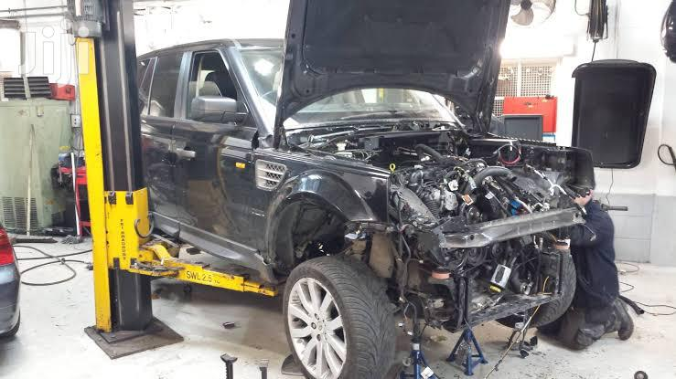 Archive: Professional Range Rover Mechanic Services