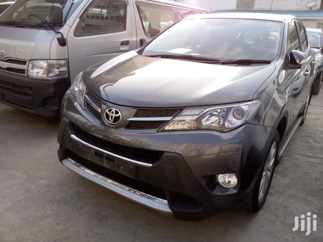New Toyota RAV4 2013 Gray