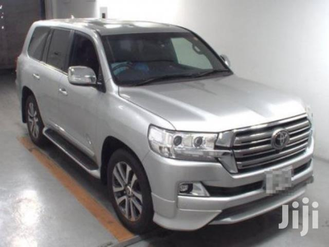 Toyota Land Cruiser 2016 Silver | Cars for sale in Parklands/Highridge, Nairobi, Kenya