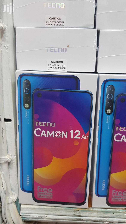 Archive: New Tecno Camon 12 Air 32 GB