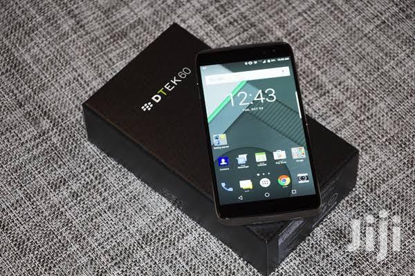 Archive: BlackBerry DTEK60 32 GB