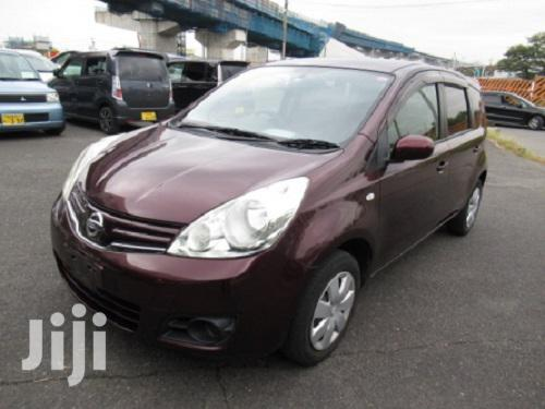 New Nissan Note 2012 1.4 Brown