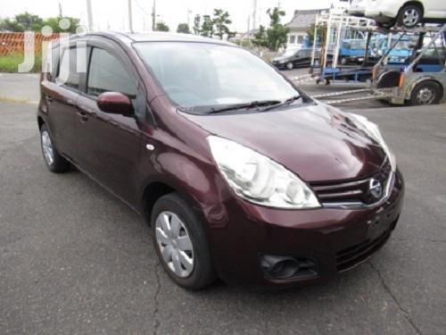 New Nissan Note 2012 1.4 Brown | Cars for sale in Parklands/Highridge, Nairobi, Kenya