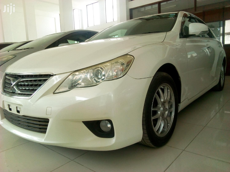 Toyota Mark X 2012 White | Cars for sale in Mvita, Mombasa, Kenya