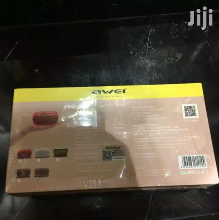 Archive: Awei Y200 Portable Bluetooth Speaker Support Aux Line And TF Card