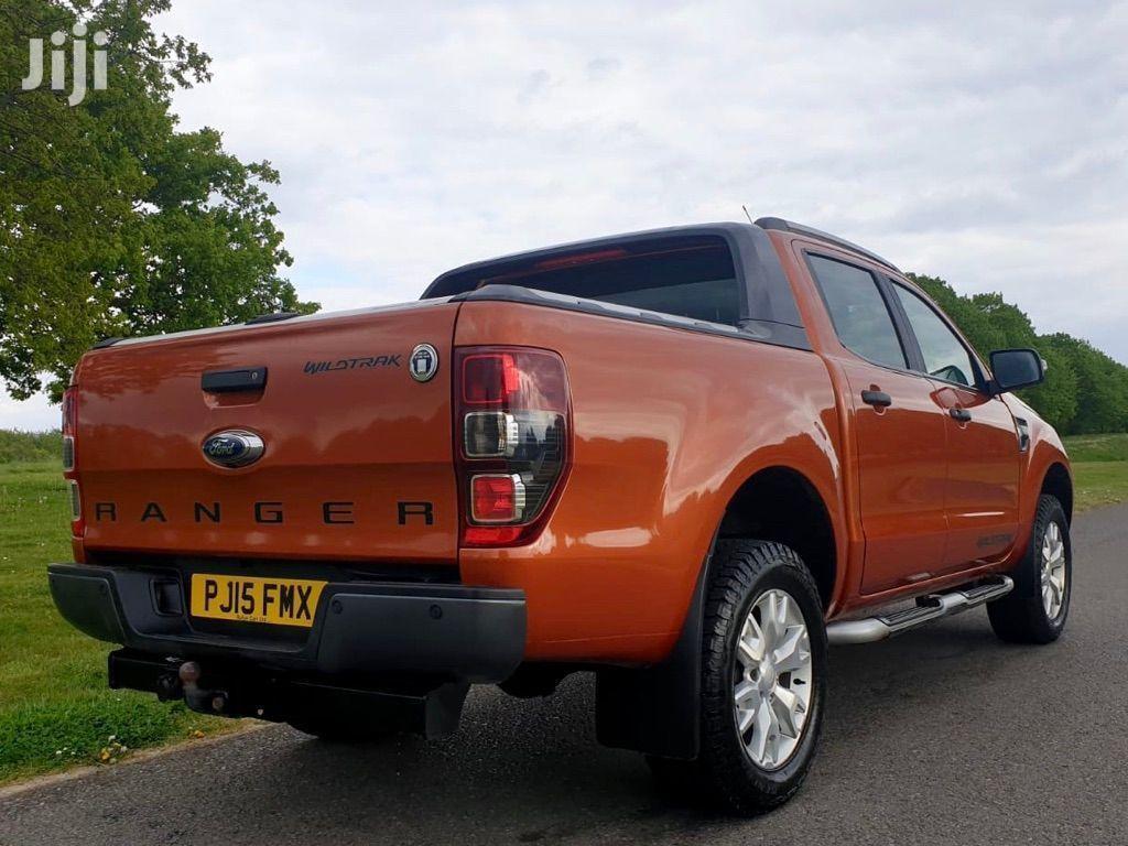 Ford Ranger 2018 Orange | Cars for sale in Mvita, Mombasa, Kenya