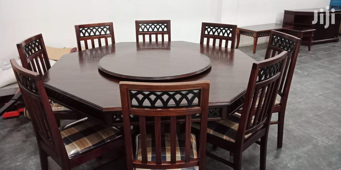 Archive: A Dining Table
