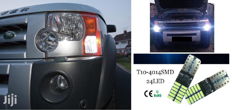 Parking LED Bulbs T10: For Landrover,Vw,Toyota,Nissan,Subaru,Mazda