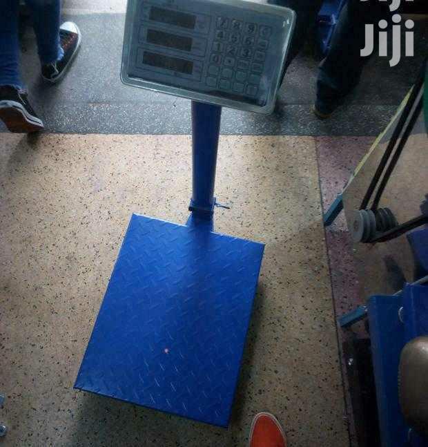 100 Kgs Digital Weighing Platform Scale