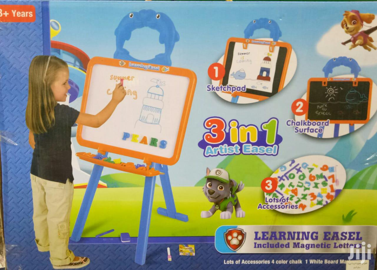 Archive: Learning Magnetic Board