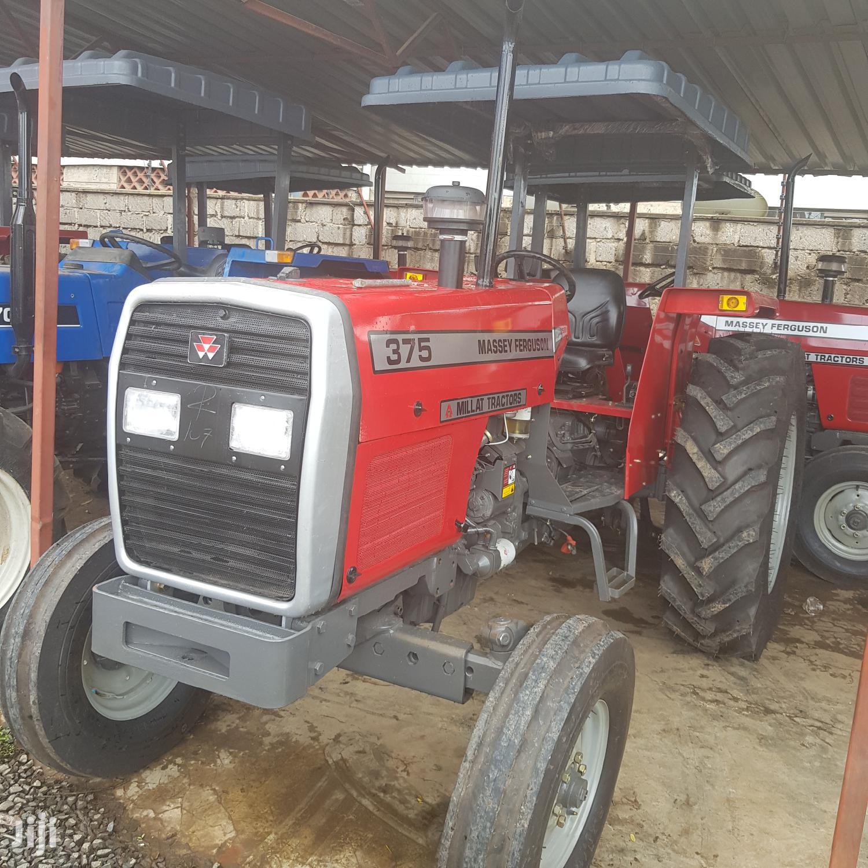 Mf 375 2wd Tractor Red | Heavy Equipment for sale in Karen, Nairobi, Kenya