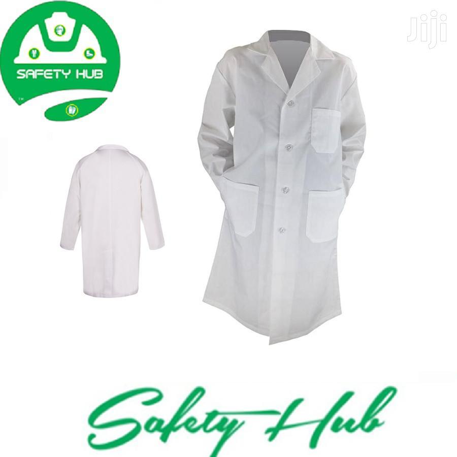 Lab Coats/ White Dust Coats