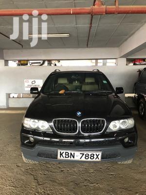 BMW X5 2004 Black