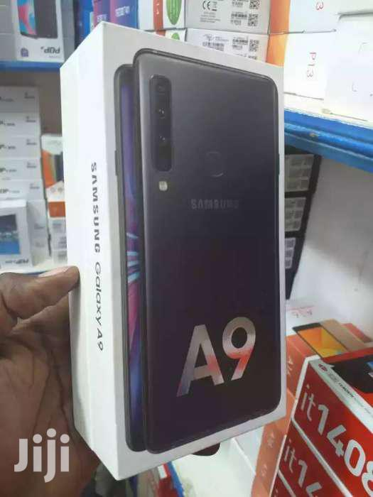 Archive: Samsung A9 128 Gb Brand New