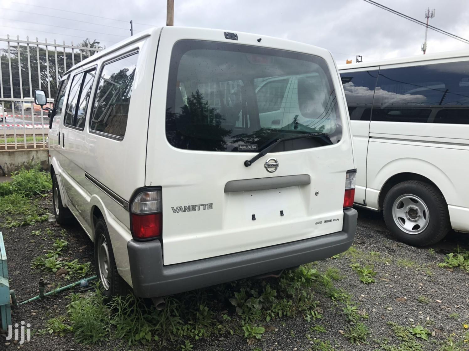 Nissan Vanette 2012 White | Cars for sale in Kilimani, Nairobi, Kenya