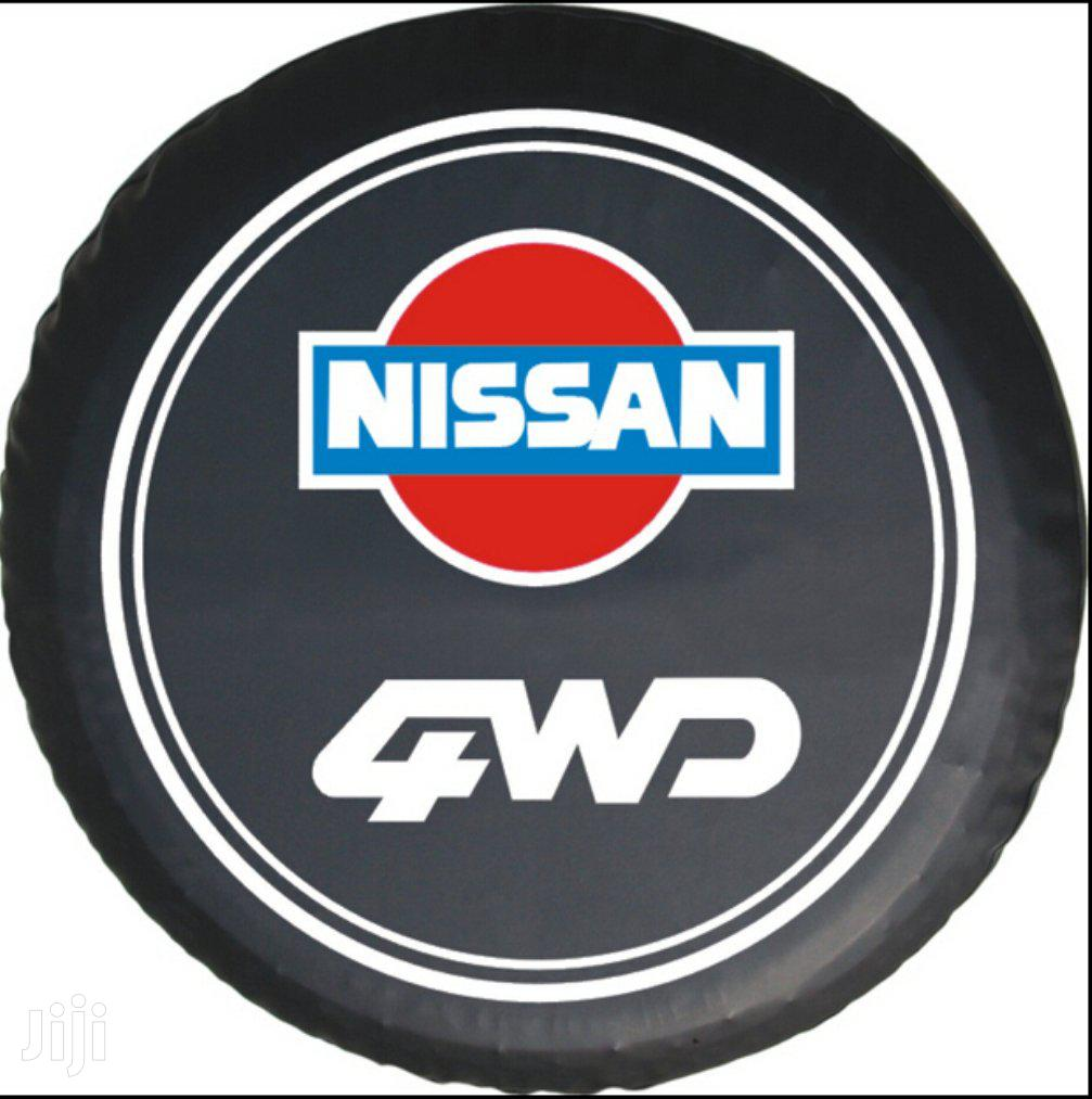 Heavy Duty Canvas Spare Wheel Covers | Vehicle Parts & Accessories for sale in Nairobi Central, Nairobi, Kenya