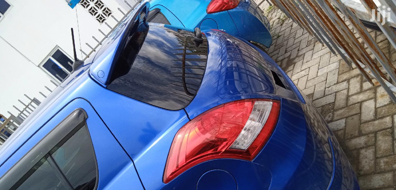 New Suzuki Swift 2012 1.4 Blue | Cars for sale in Moi Avenue, Mombasa, Kenya
