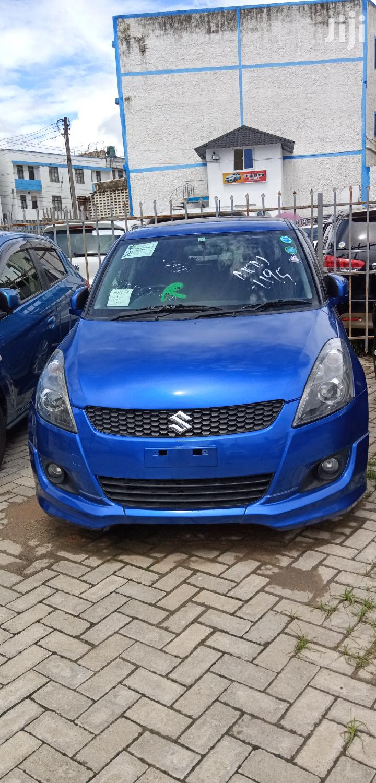 New Suzuki Swift 2012 1.4 Blue
