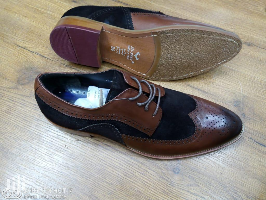 Men Genuine Leather Official Oxfords