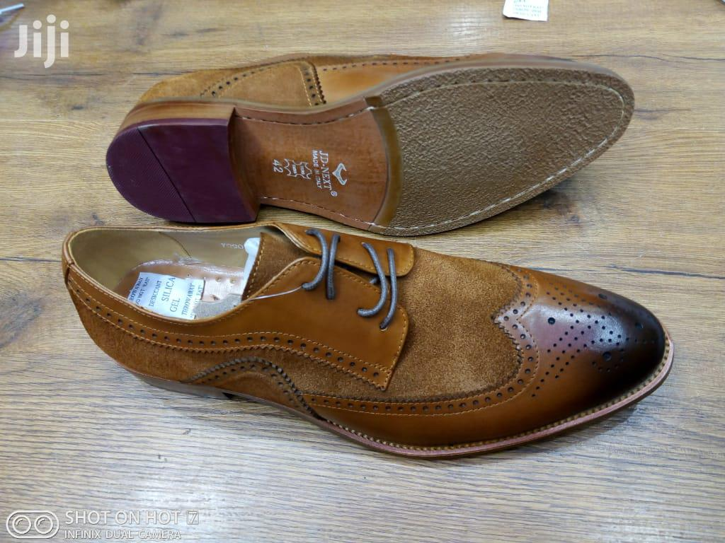 Men Genuine Leather Official Oxfords | Shoes for sale in Nairobi Central, Nairobi, Kenya