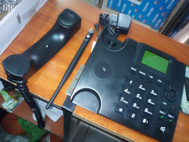 Archive: Desktop Phone