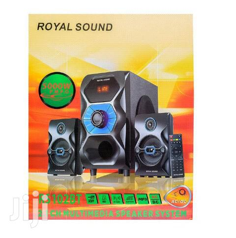 Archive: Royal Sound Speaker System