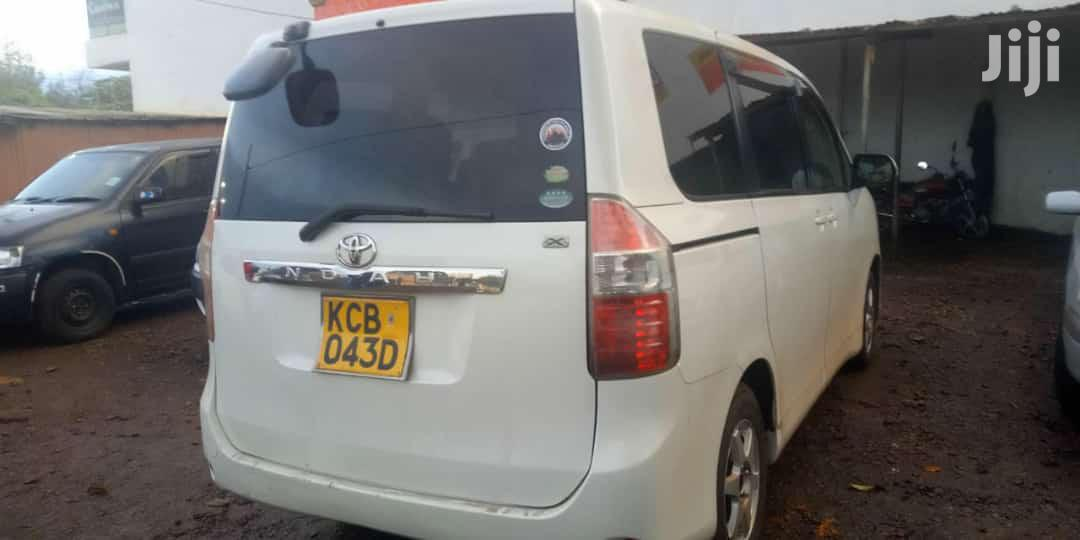 Toyota Noah 2009 White | Cars for sale in Kapsoya, Uasin Gishu, Kenya