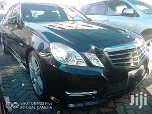 New Mercedes-Benz E250 2013 Black   Cars for sale in Nyali, Ziwa la Ngombe