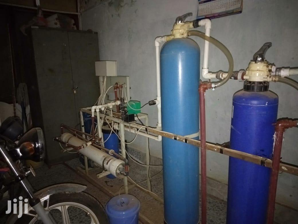 Archive: Water Purification Machine For Mineral Bottled Water.