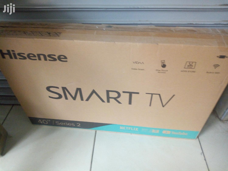 Hisense 40 Inch Smart Led Tv