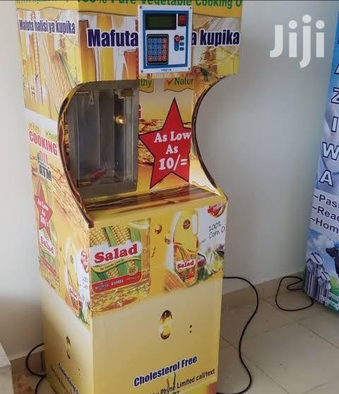 Salad Oil Atm | Store Equipment for sale in Eastleigh, Nairobi, Kenya