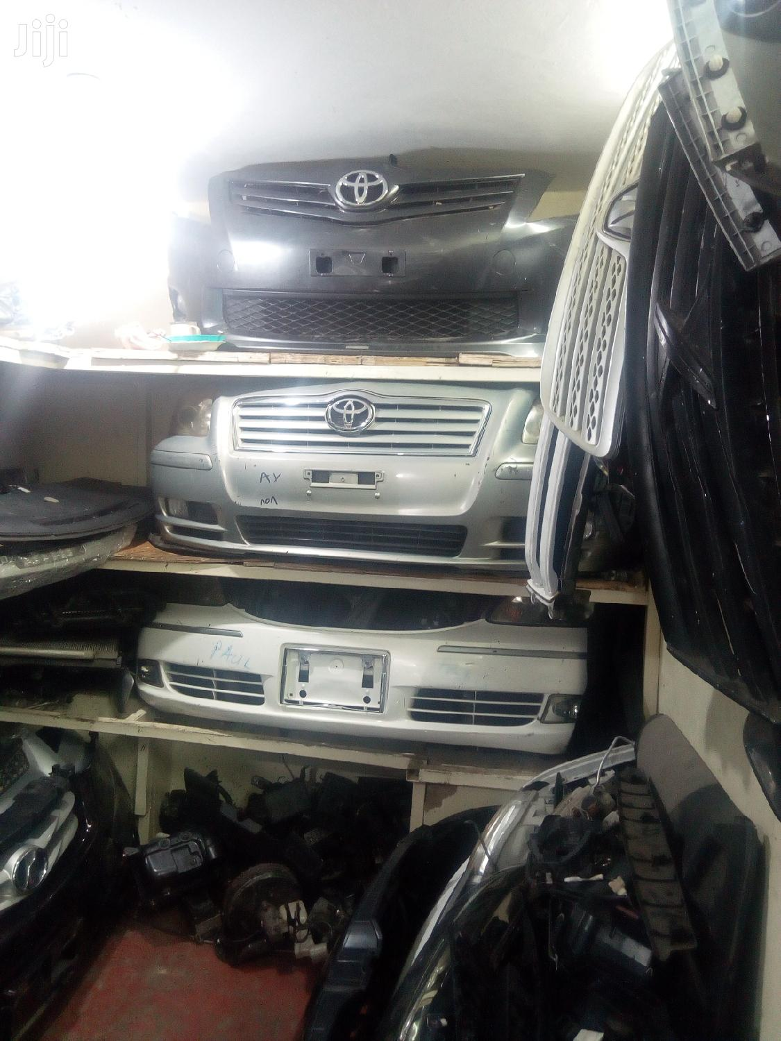 Front And Rear Bumpers | Vehicle Parts & Accessories for sale in Nairobi Central, Nairobi, Kenya
