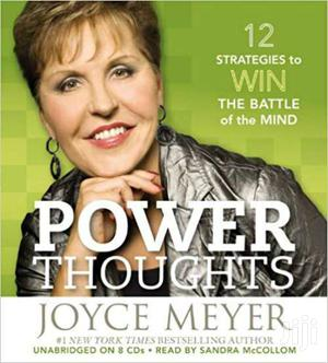 Power Thoughts-joyce Meyer   Books & Games for sale in Nairobi, Nairobi Central