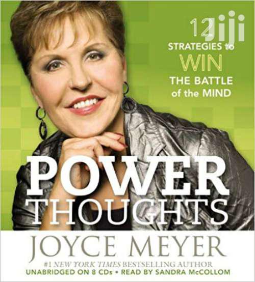 Power Thoughts-joyce Meyer