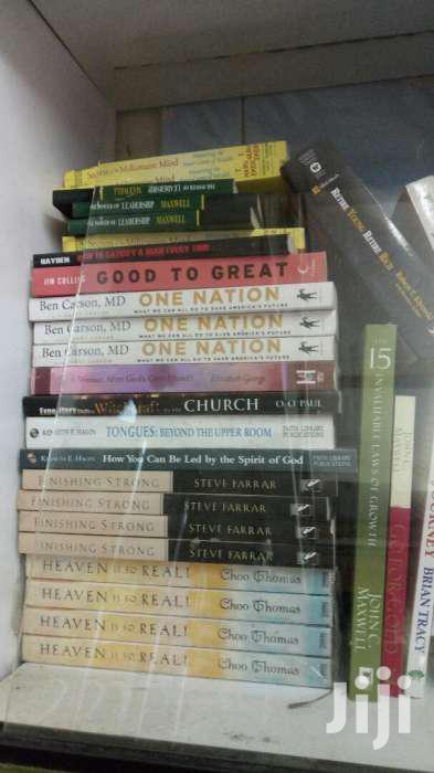 Christian And Motivational Books.   Books & Games for sale in Nairobi Central, Nairobi, Kenya