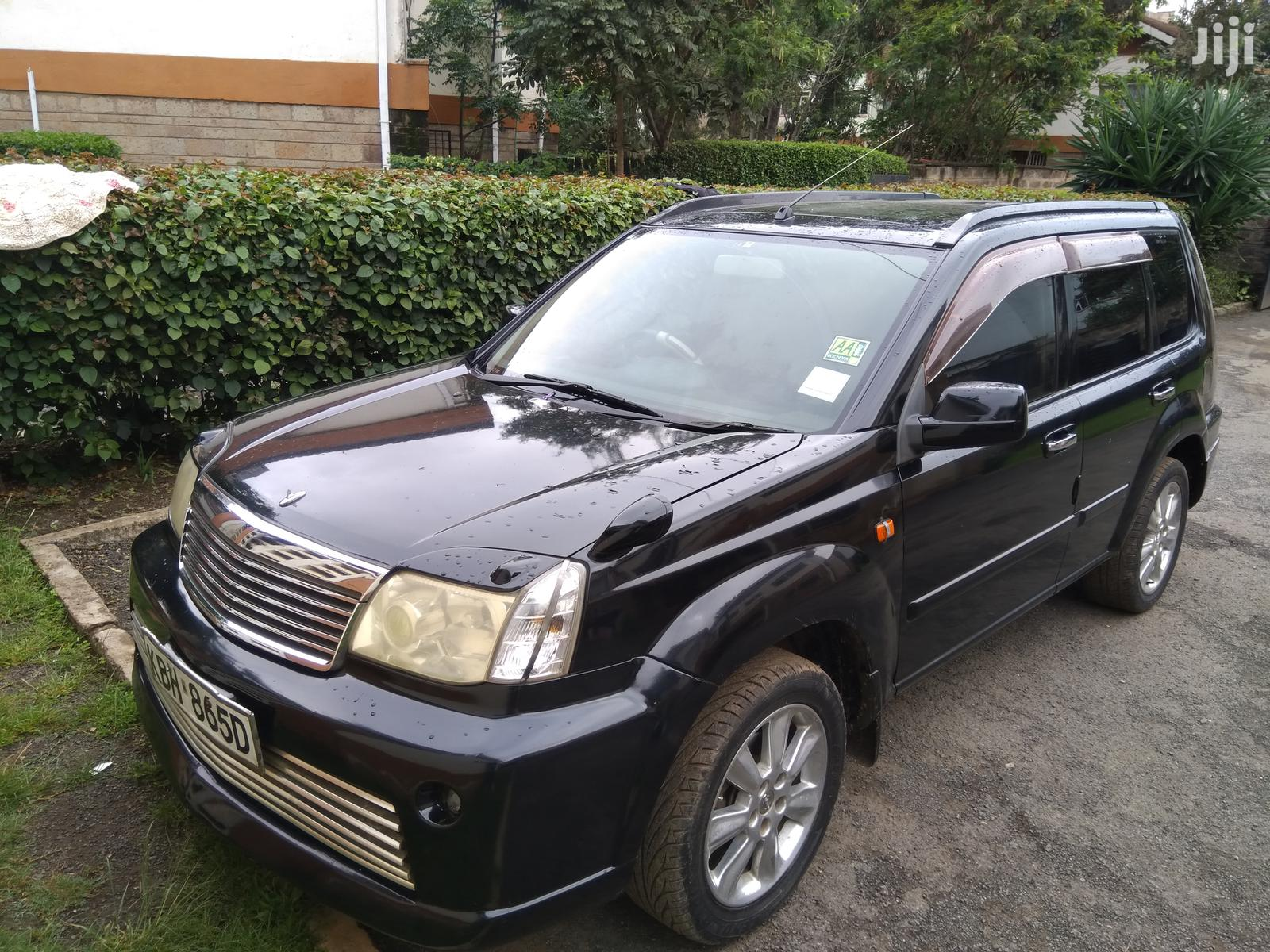 Archive: Nissan X-Trail Automatic 2005 Black