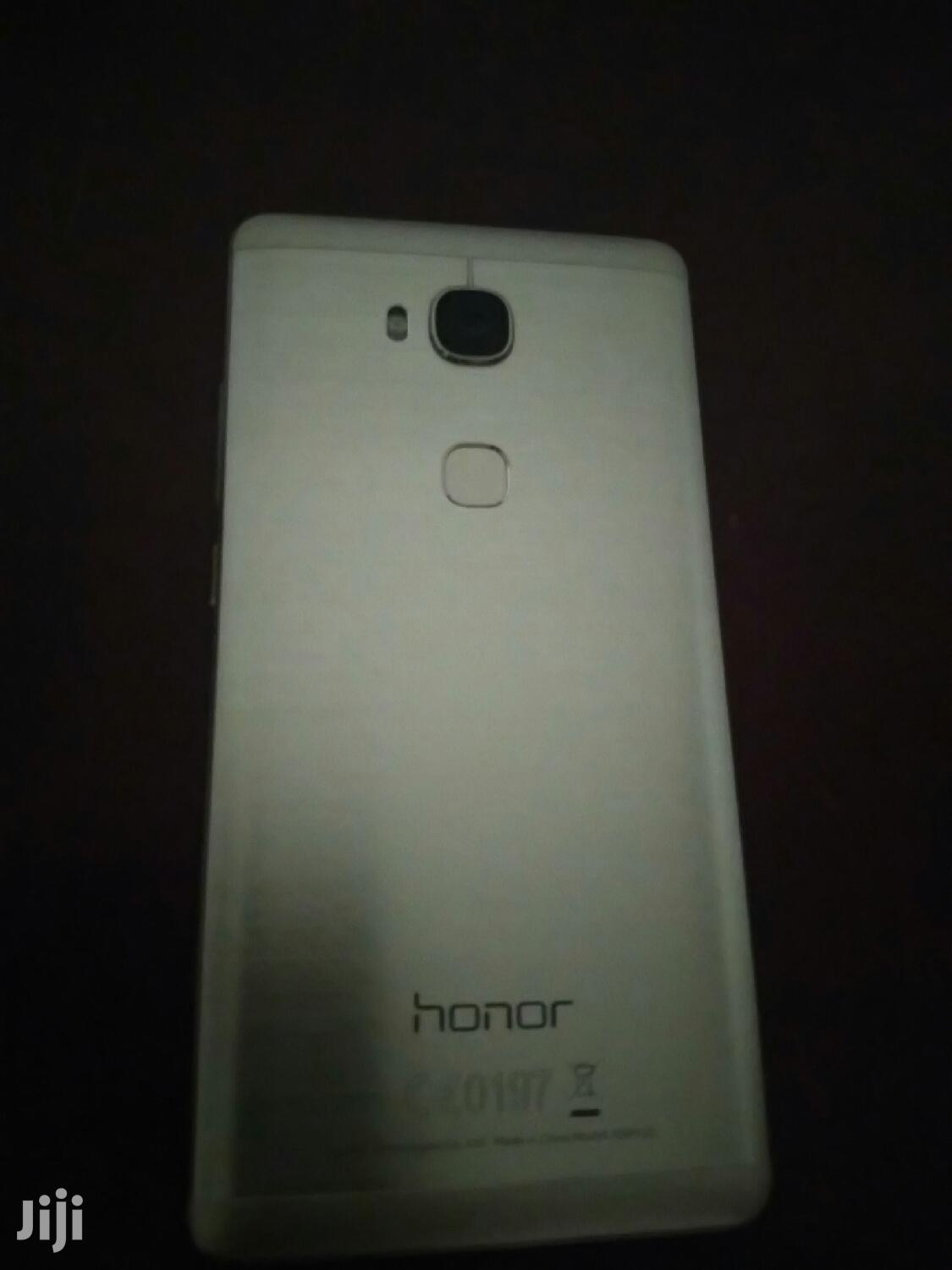 Archive: Huawei Honor 5X 16 GB Gray