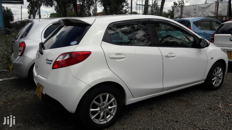 Archive: New Mazda Demio 2011 White