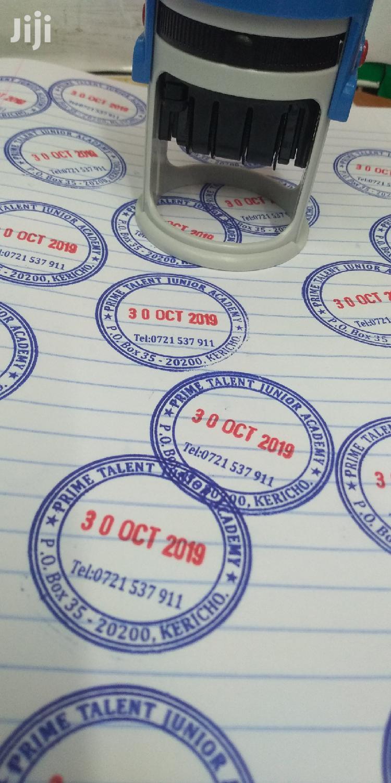 Rubber Stamps   Stationery for sale in Nairobi Central, Nairobi, Kenya