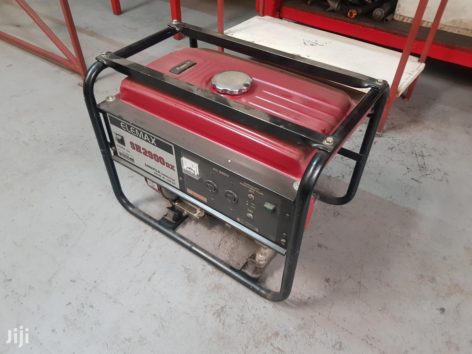 Honda Elemax SH2900DX Generator For Sale   Electrical Equipment for sale in Nairobi South, Nairobi, Kenya
