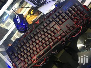 V-100 Back-lite GAMING Keyboard And Mouse
