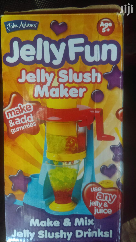 John Adams Kids Jelly Slush Maker.