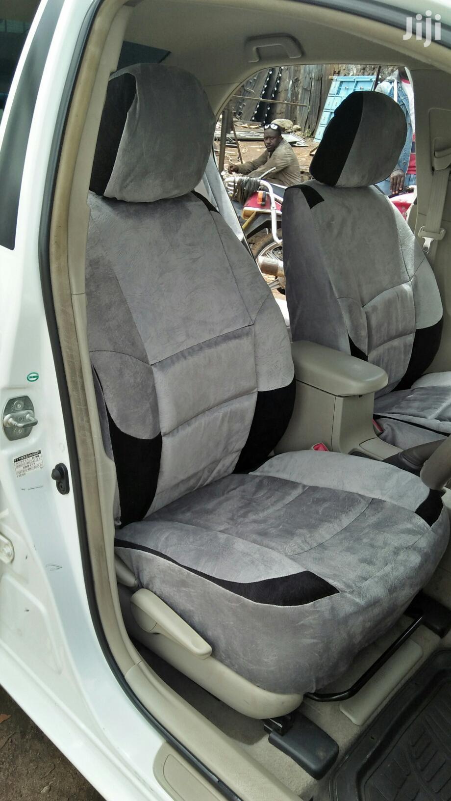Bamburi Car Seat Covers