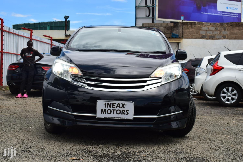 Nissan Note 2013 Black | Cars for sale in Nairobi Central, Nairobi, Kenya
