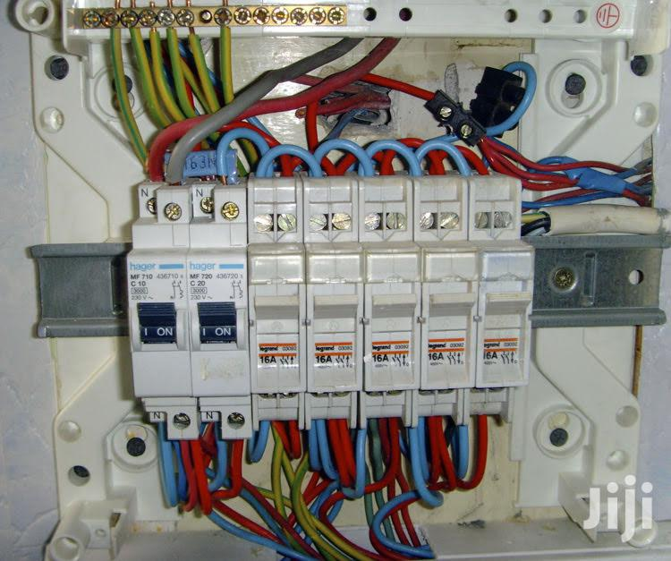 Archive: Electrician