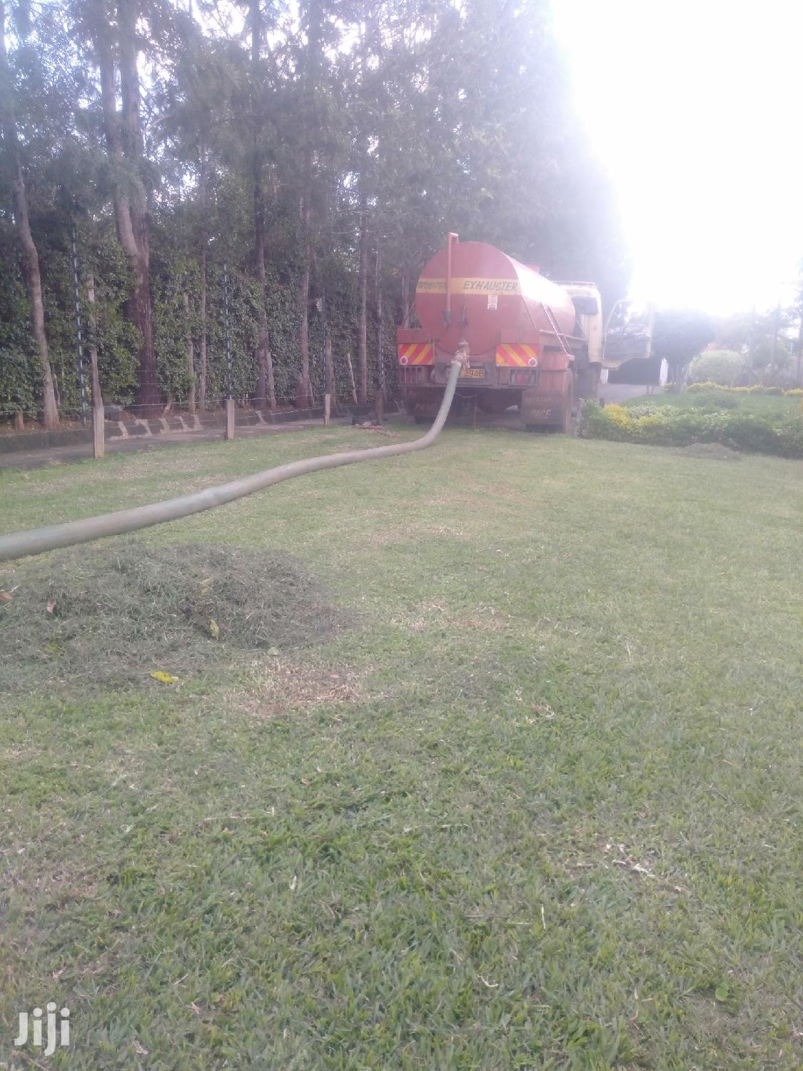 Exhauster/Sewage Services | Other Services for sale in Karen, Nairobi, Kenya
