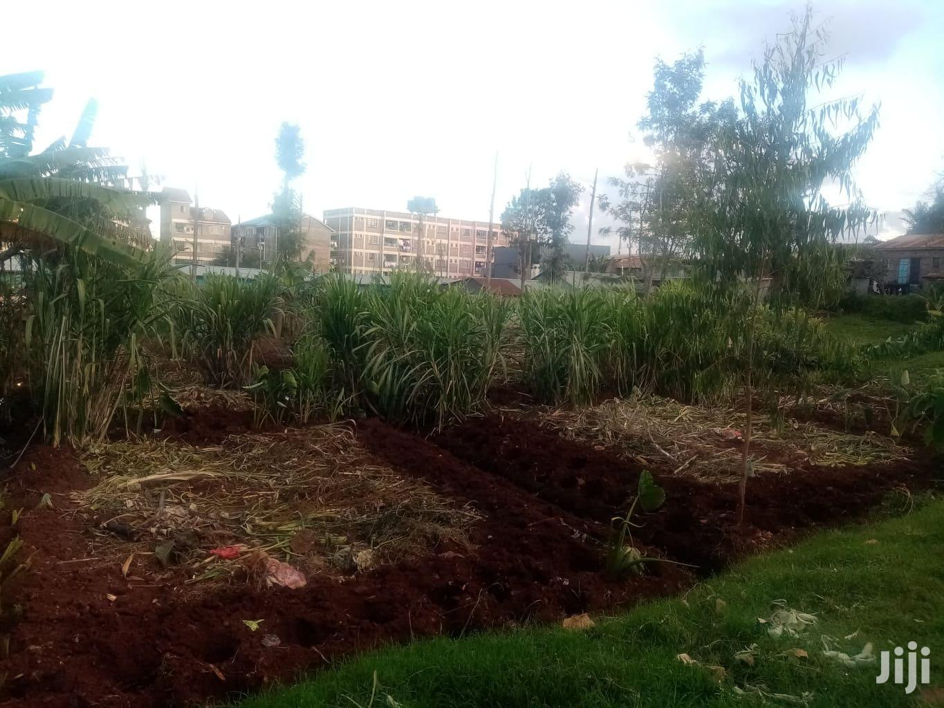 Plot for Sale Close to Half an Acre